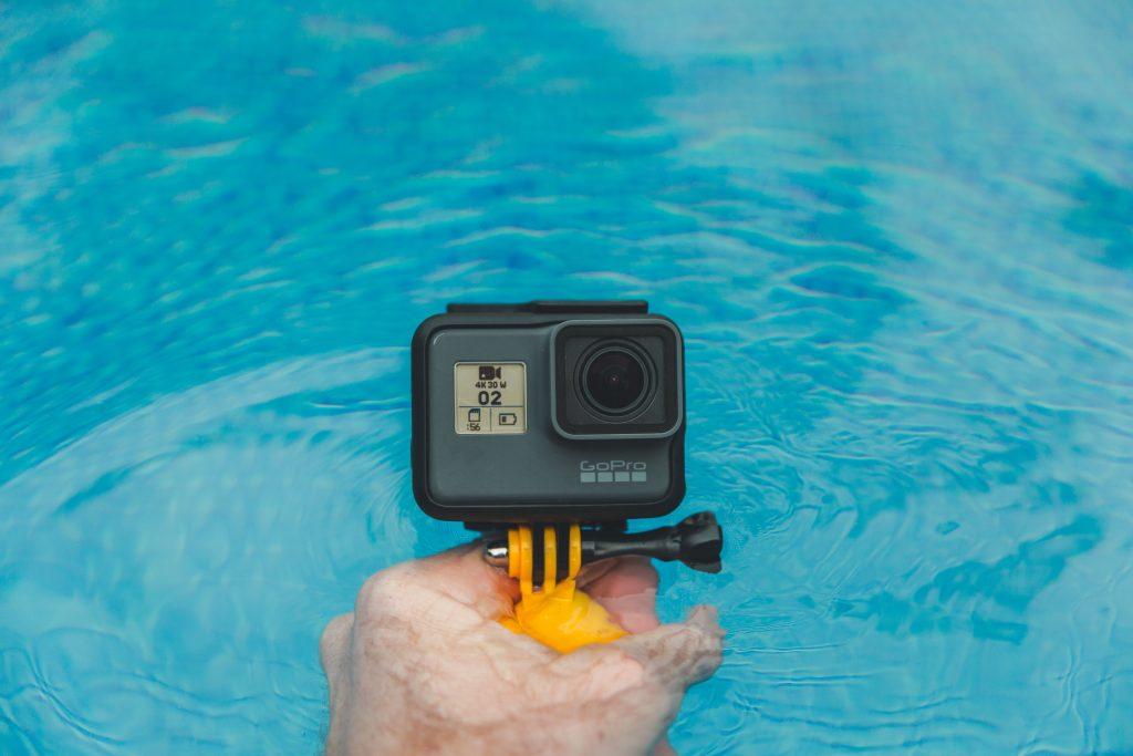 GoPro Hero 5, źródło: flickr.com/CC