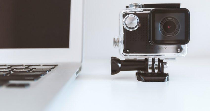 Kamery sportowe dzisiaj to element każdego dobrze złożonego zestawu filmowego, źródło: pixabay.com/domena publiczna
