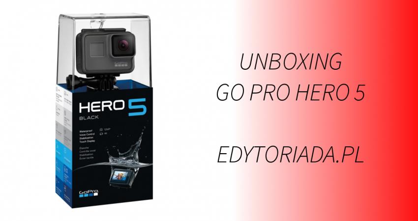 Materiał promocyjny GoPro Hero 5, źródło: gohero.pl