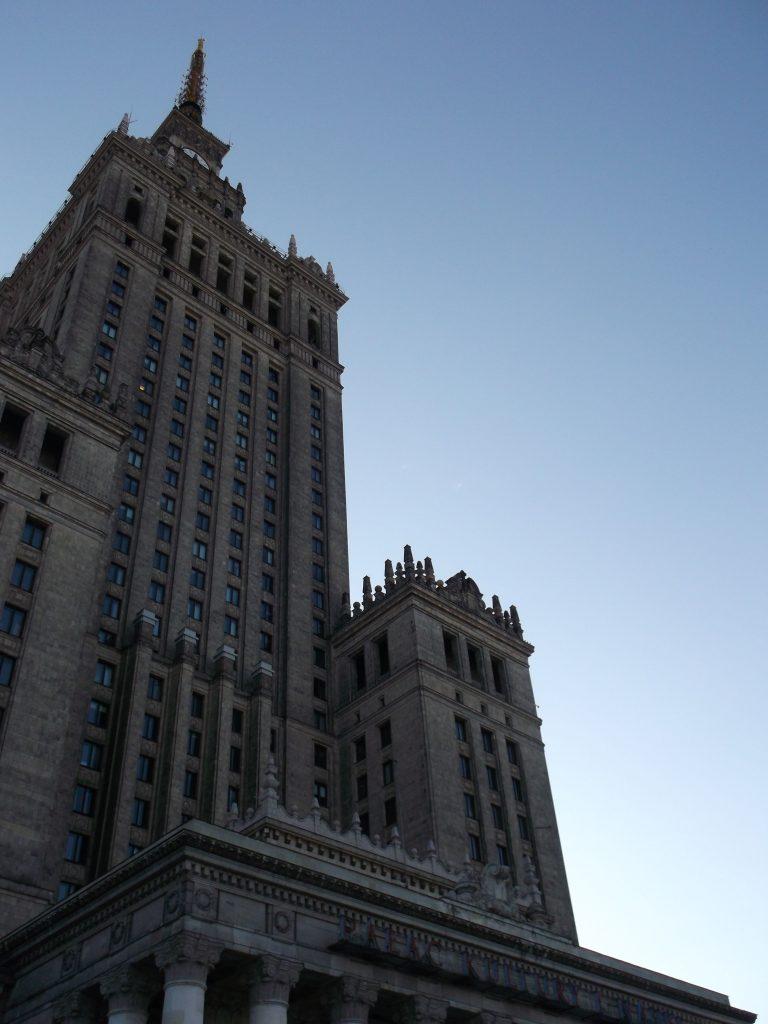 Warszawa, sierpień 2013