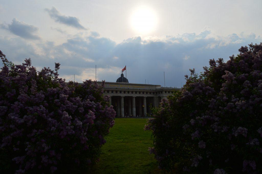 Wiedeń, kwiecień 2014