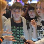 Fotografie z jednej z pierwszych edycji Intel Extreme Masters, Katowice