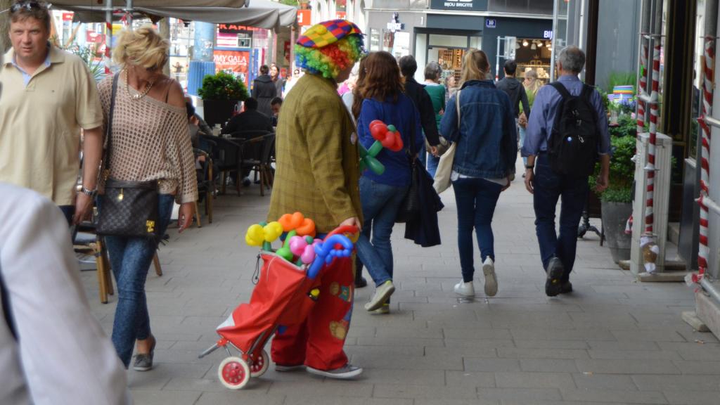 Kolorowy, Wiedeń