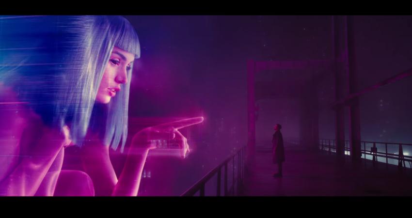 "Kadr z filmu ""Blade Runner 2049"" w reżyserii Denisa Villeneuvea, dystrybucja w Polsce: United International Pictures"