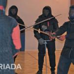 Szermierka dla Stowarzyszania Vectir, Katowice 2018