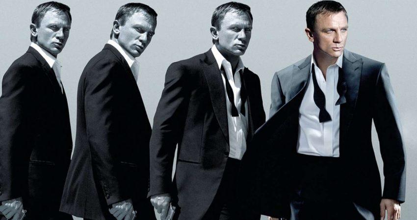 """Kreacja Bonda w """"Casino Royale"""", źródło: materiały promocyjne filmu/Sydney Opera House"""