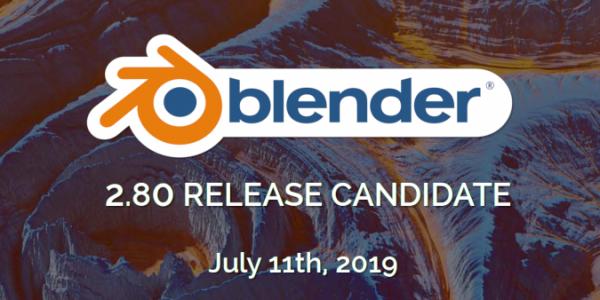 Blender 2.8 to aplikacja (program) wyczekiwana nie tylko przez środowisko artystów 3D. (źródło grafiki:twitter.com/blender_org)